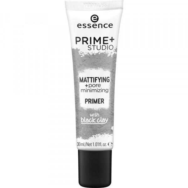 Make-Up Basis Prime + Studio Mattifying + Pore Minimizing Primer