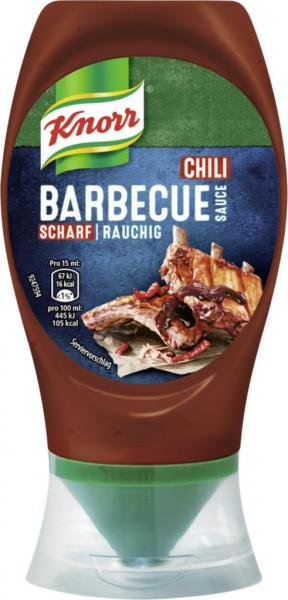 Grillsauce, Chili-Barbecue