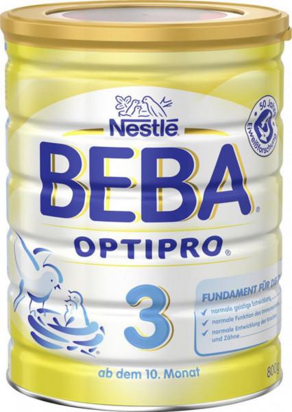 Beba Optipro Folgemilch, 3