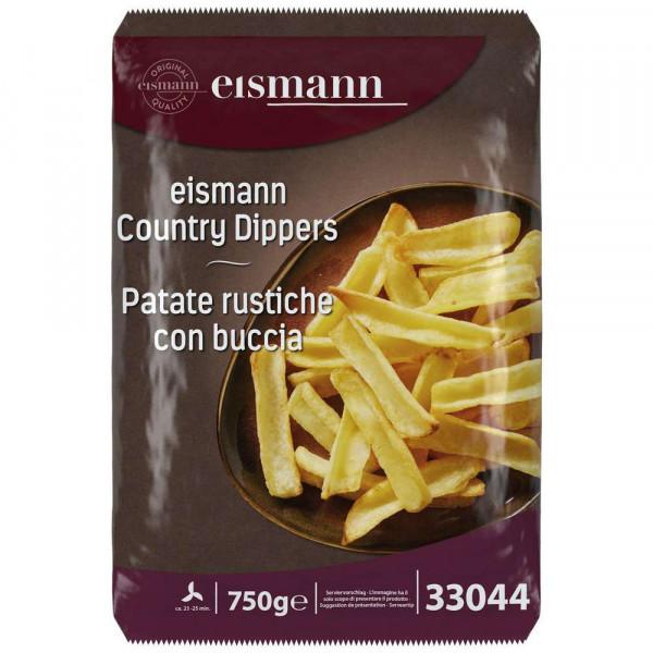 Country Dippers, Pommes, tiefgekühlt