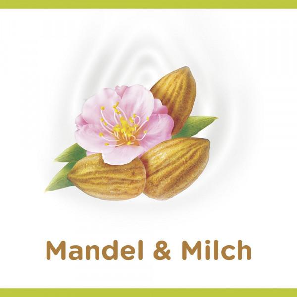 "Duschgel ""Naturals"", Mandel & Milch"