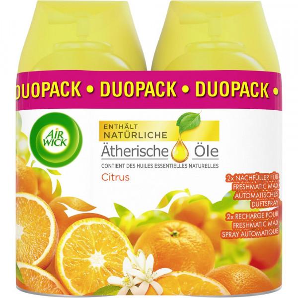 Citrus Nachfüller für Freshmatic Max Complete Duftspender