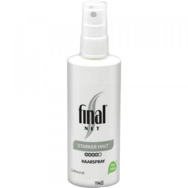 Haarspray, starker Halt