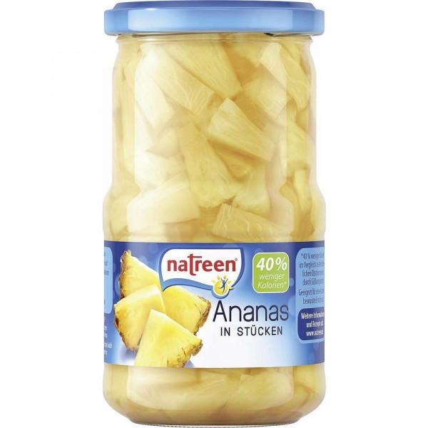 Ananas in Stücken