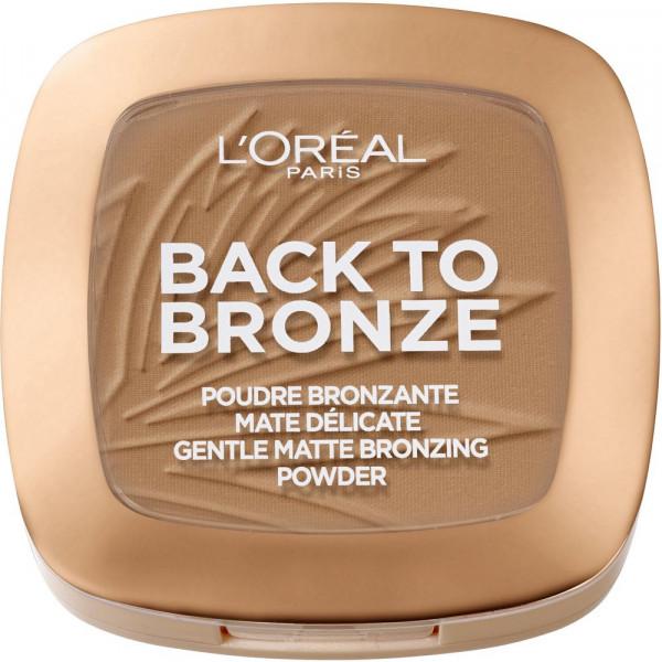 Bronzingpuder Back to Bronze, Gentle Matte Bronzing Powder 01