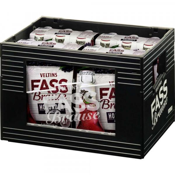 Fassbrause, Holunder (4 x 6 x 0.33 Liter)