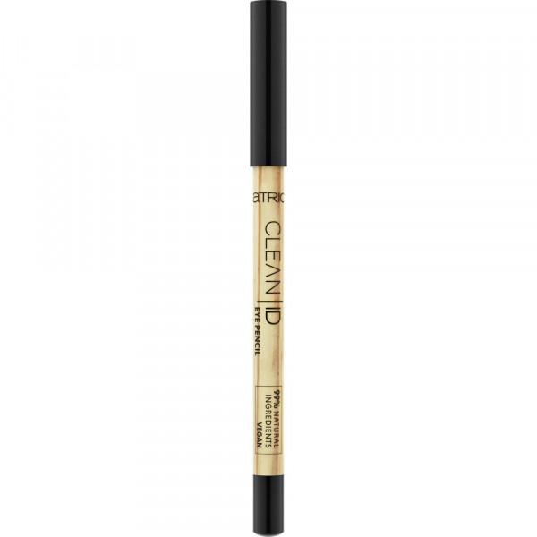 Augenstift Clean ID Eye Pencil, Truly Black 010