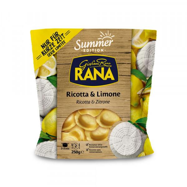 "Ravioli ""Ricotta & Zitrone"""