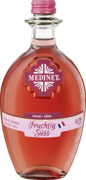 Medinet rosé fruchtig-süß Vin de Pays d'Oc