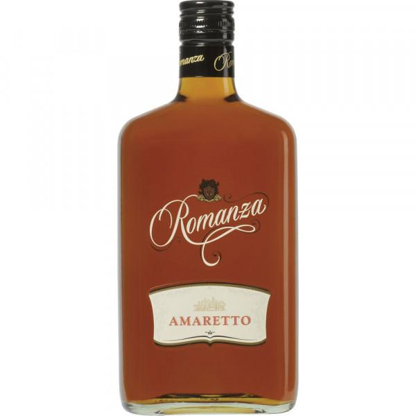 Amaretto Mandellikör 20%