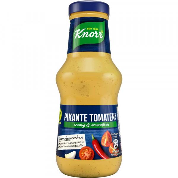 Tomatensauce, pikant