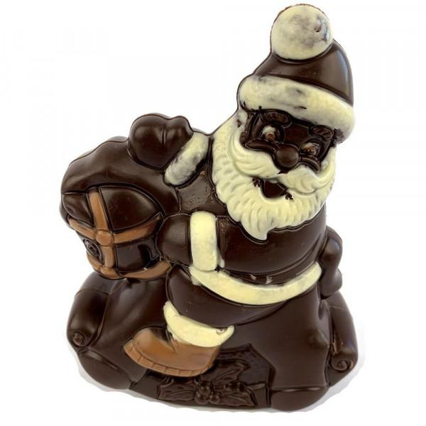 Nikolaus Schaukelpferd, Zartbitterschokolade