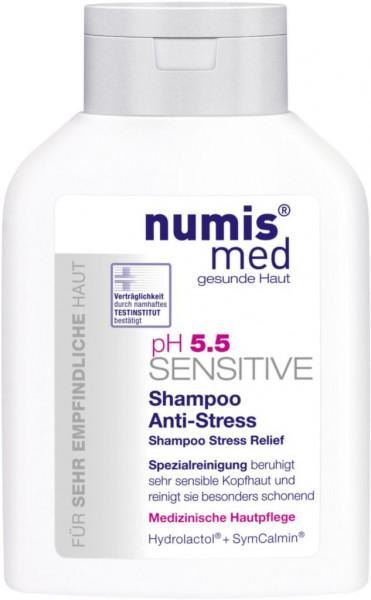 "Shampoo ""Anti-Stress"", sensitive pH 5.5"