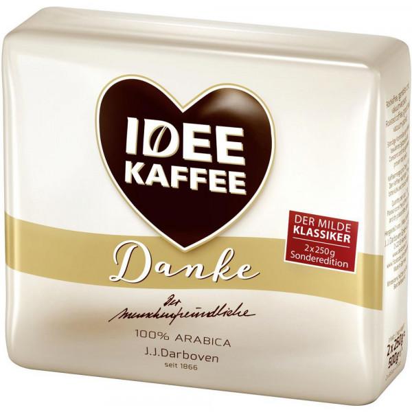 "Kaffee ""Danke"""