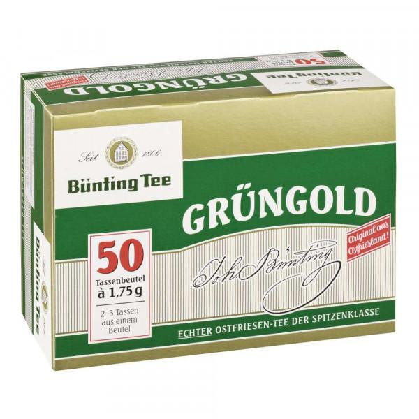Grüngold Tee