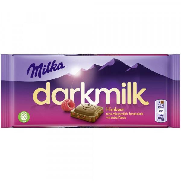"""Schokolade """"Darkmilk-Himbeer"""""""