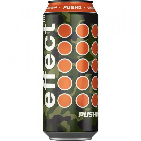 Energy-Drink, PUSHD