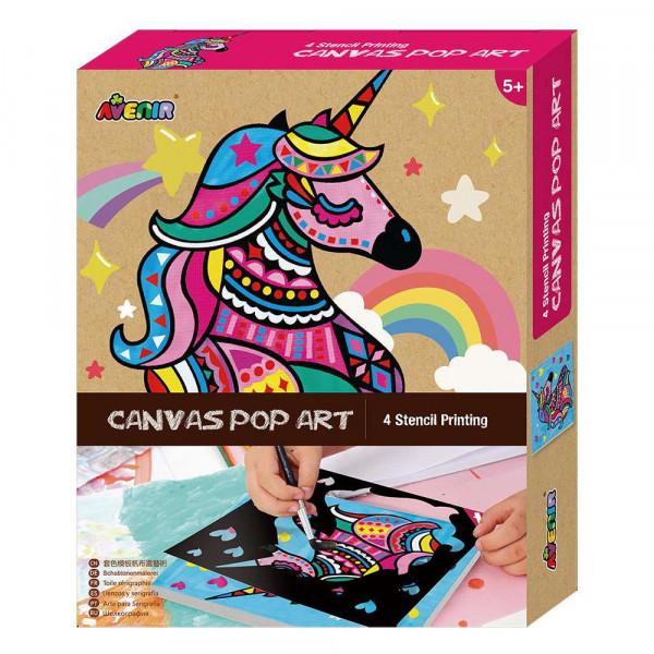 Avenir - Canvas Unicorn