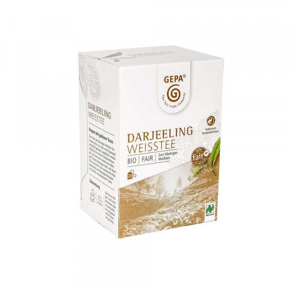 Bio Weißtee Darjeeling