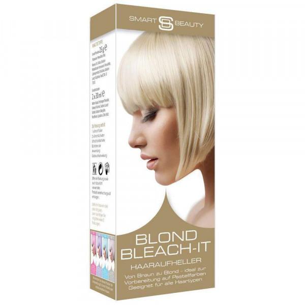 Haarfarbe, blond