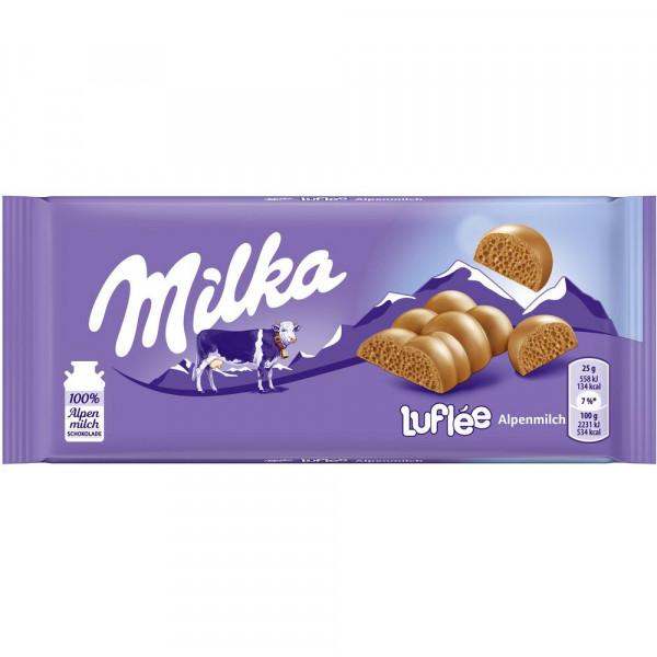 Tafelschokolade, Luflee