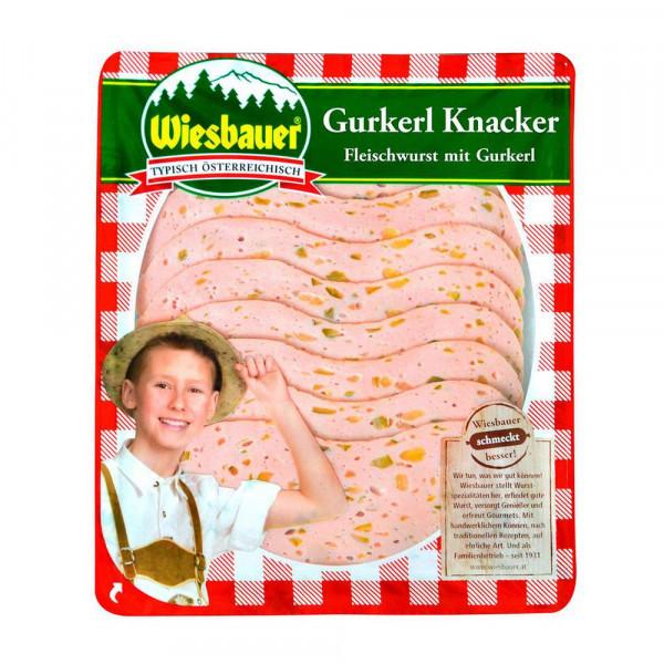 Aufschnitt, Gurkerl Knacker