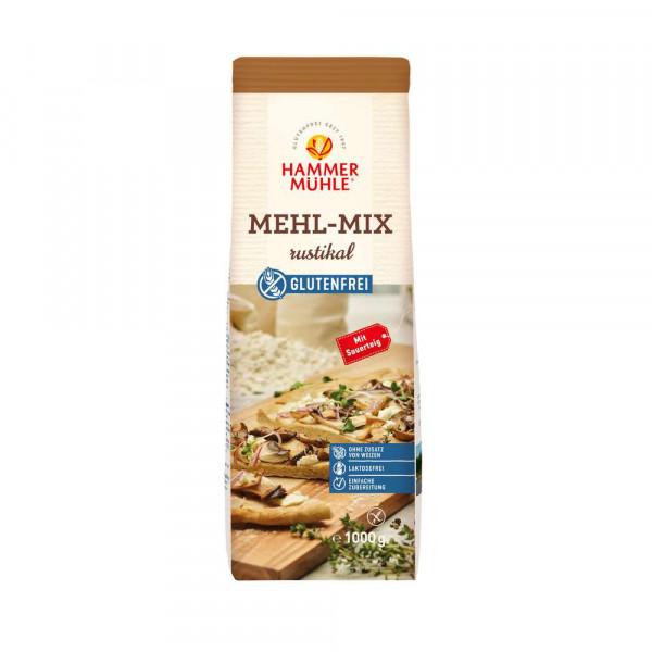 Mehl-Mix rustikal, glutenfrei