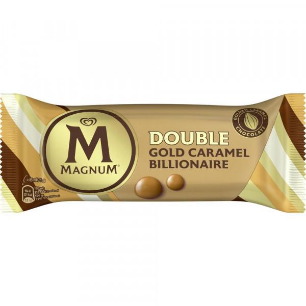 Stieleis Magnum Double, Gold Caramel Billionaire