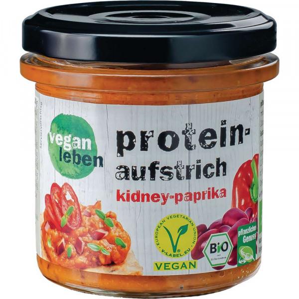 Bio Protein-Aufstrich, Kidney-Paprika