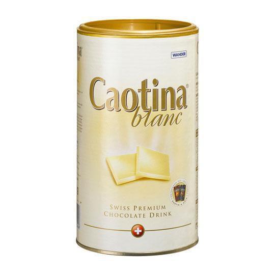 Kakaopulver blanc, aus weißer Schokolade