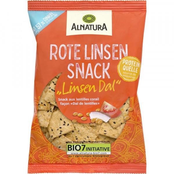 "Bio Rote Linsen-Snack ""Linsen Dal"""