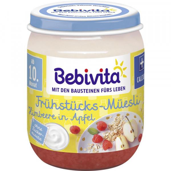 Baby Frühstücks-Musli, Himbeere/Apfel