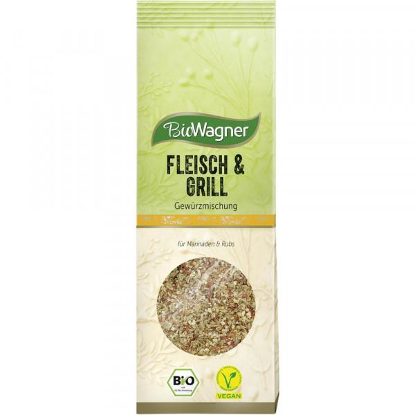 """Bio """"Fleisch & Grill""""-Gewürz"""