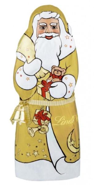 Schokoladen-Weihnachtsmann, gold
