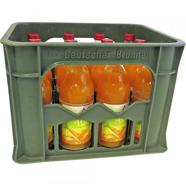 ACE Orangen-Karotten Saft (12 x 0.5 Liter)