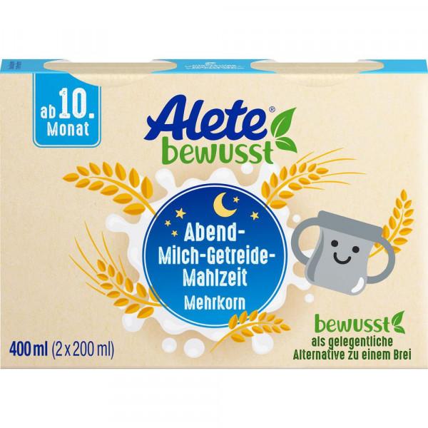 "Milch-Getreide-Mahlzeit ""bewusst"", Mehrkorn"