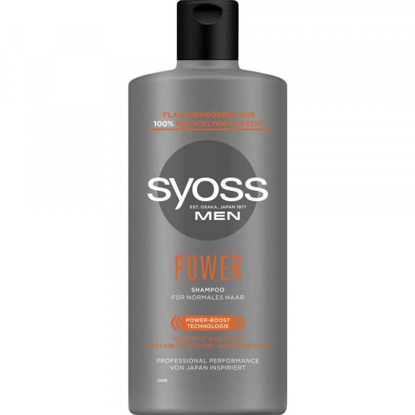 "Shampoo Men ""Power"""