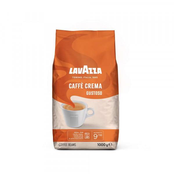 Kaffee Crema Gustoso, ganze Bohne