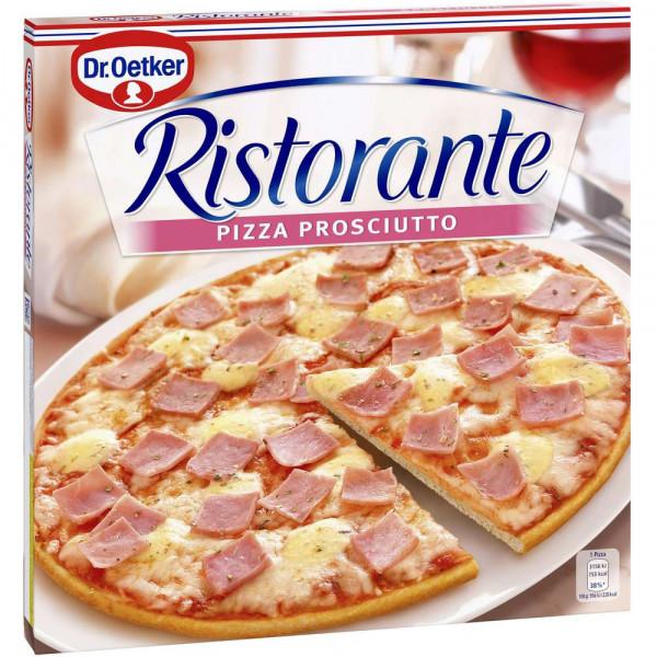 "Pizza ""Ristorante"" Prosciutto, tiefgekühlt"