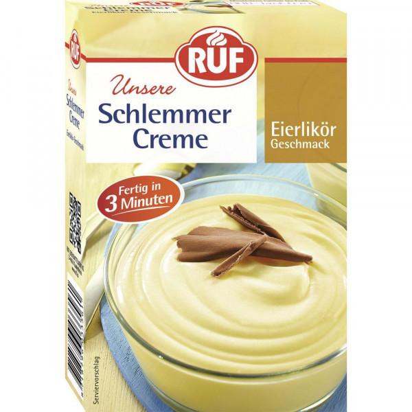 """Dessertpulver """"Schlemmercreme"""", Eierlikör"""