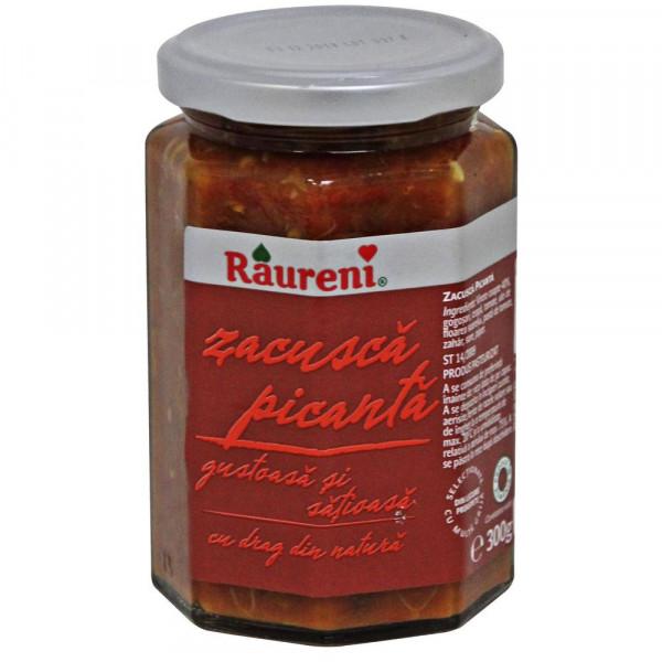 "Gemüsezubereitung ""Zacusca picanta"", pikant"