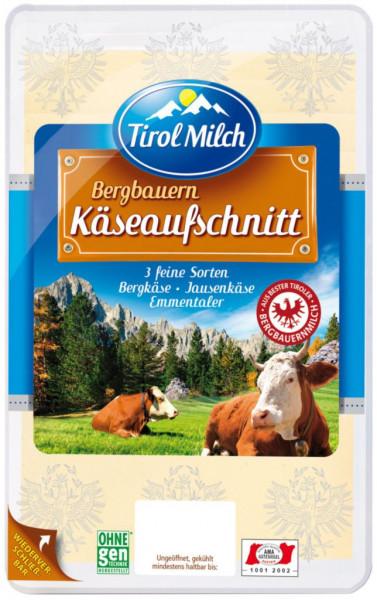 Bergbauer Käseaufschnitt