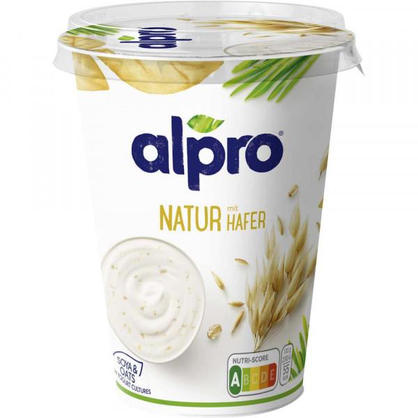 Hafer-Joghurtalternative, Natur