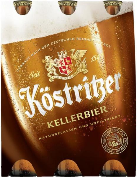 Kellerbier 5,4% (6 x 3 Liter)