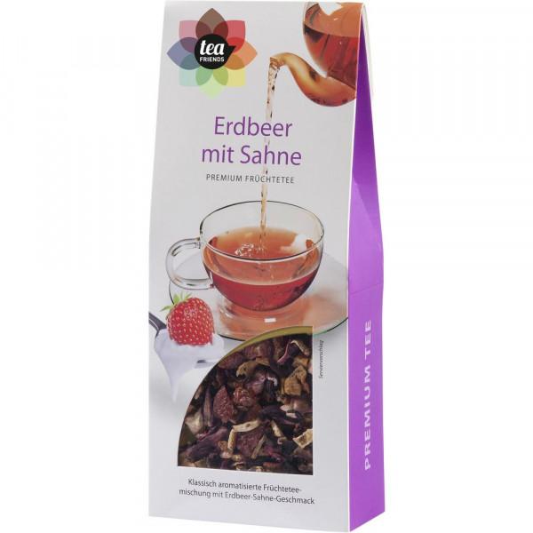 Tee Erdbeer/Sahne