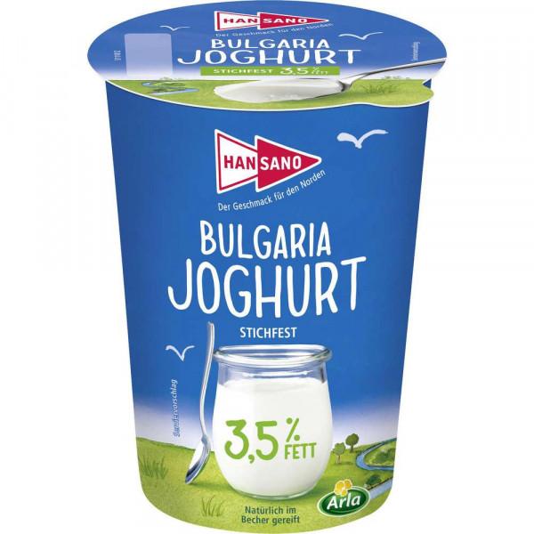 """Joghurt """"Bulgaria"""", 3,5% Fett"""