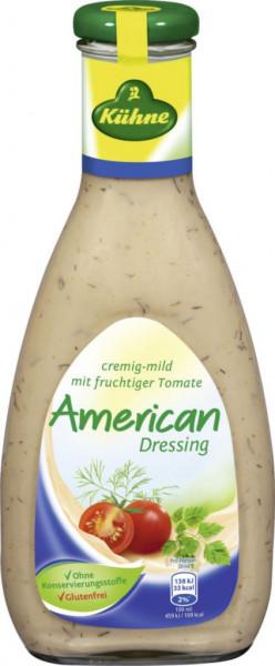 Salatdressing, American