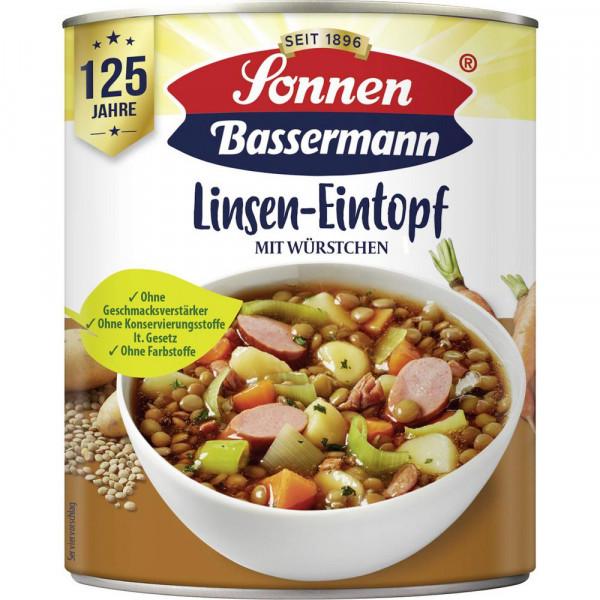 Linsen-Eintopf