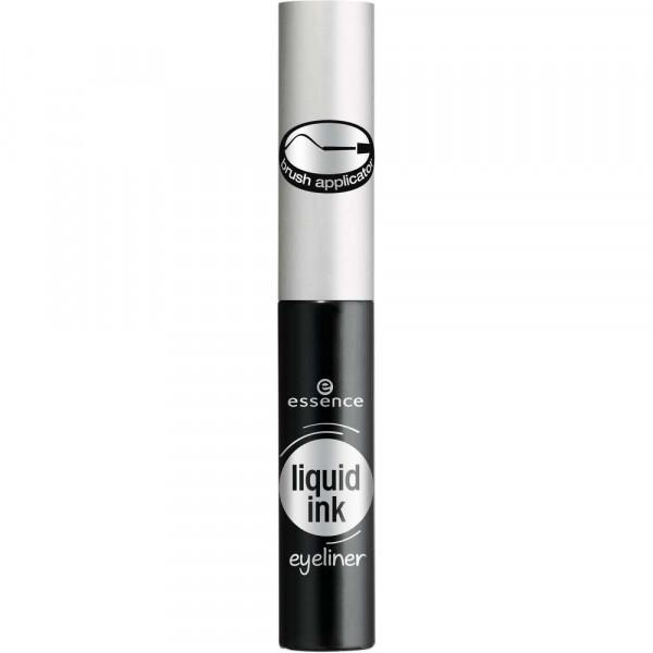 Liquid Ink Eyeliner, 01