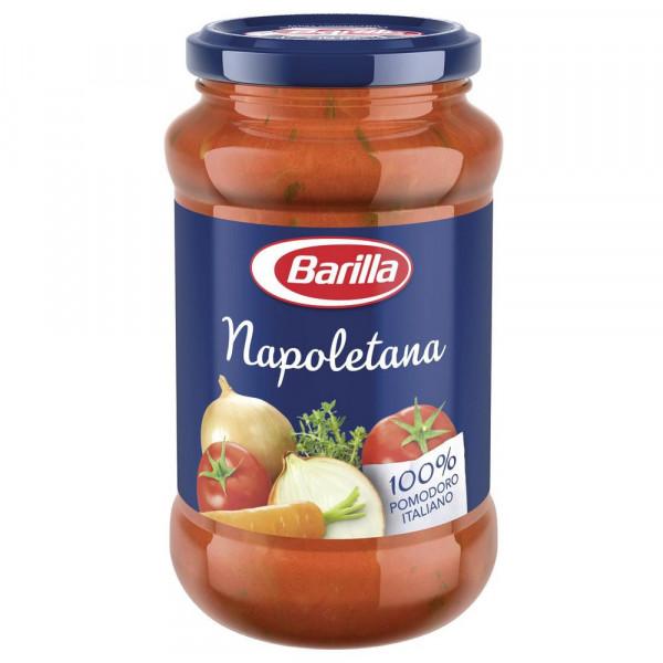 Pasta Sauce Napoletana mit Tomaten, Zwiebeln & Kräutern